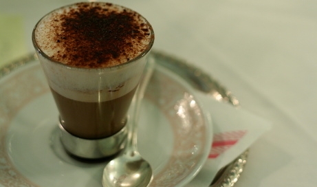 Orgasm in a Cup: The Marocchino