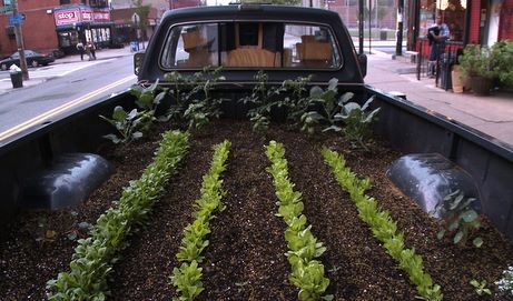 Kickin' off Truck Farm, Nor Cal