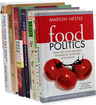 Edible Education: Food Politics with Marion Nestle