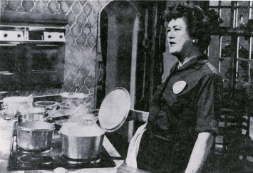 I Love Julia Child
